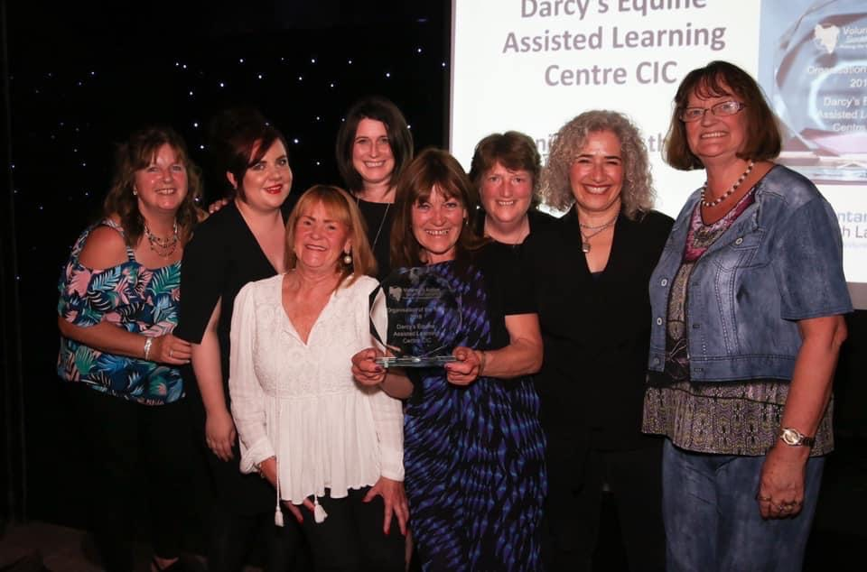 Darcy's Equine Assisted Learning Awards -1